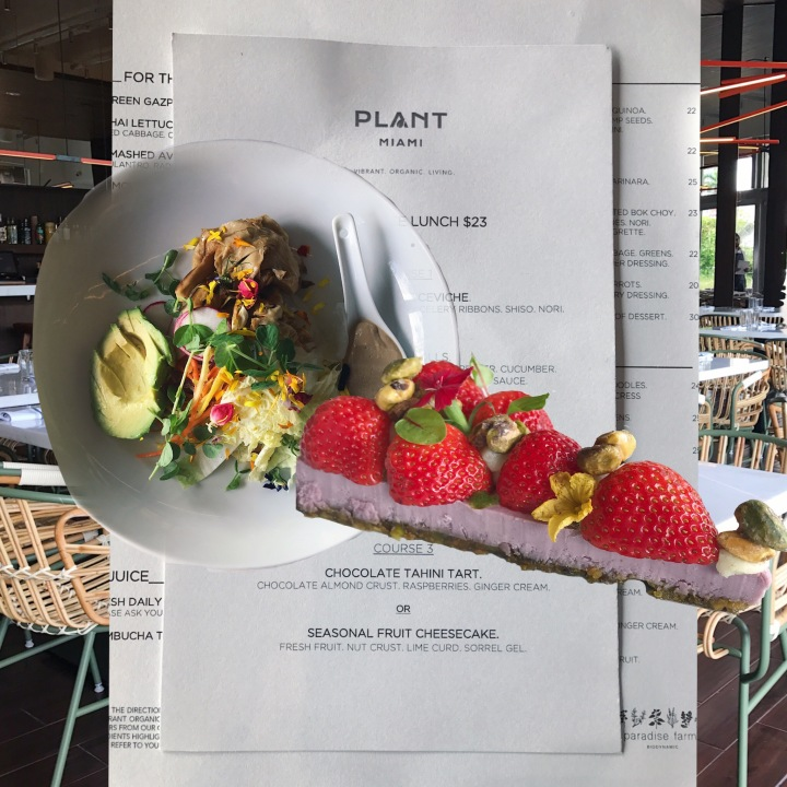 Miami Spice: Plant Food + Wine
