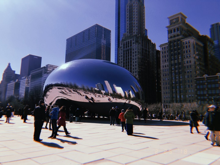 Travel Diaries: Chicago