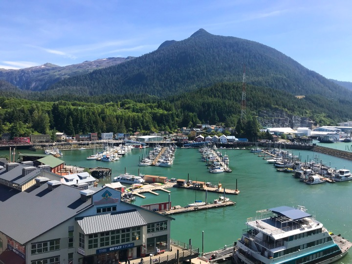 Travel Diaries: Alaskan Cruise